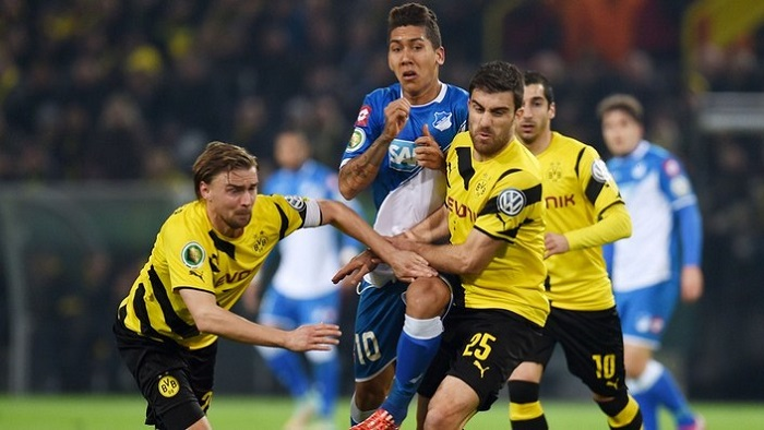 Hoffenheim vs Borussia Dortmund prediction