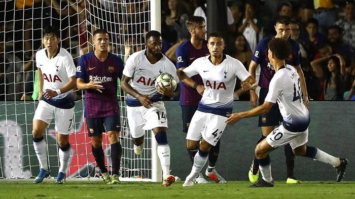 Tottenham vs Barcelona prediction