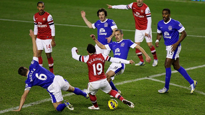 Everton vs Arsenalprediction